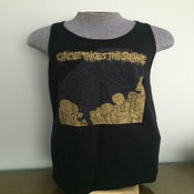 Image of Pyramids in Cloth Tank Top