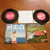 """Image of Snow Wite - Psychedelic Days 7"""" Vinyl (Japanese Import)"""