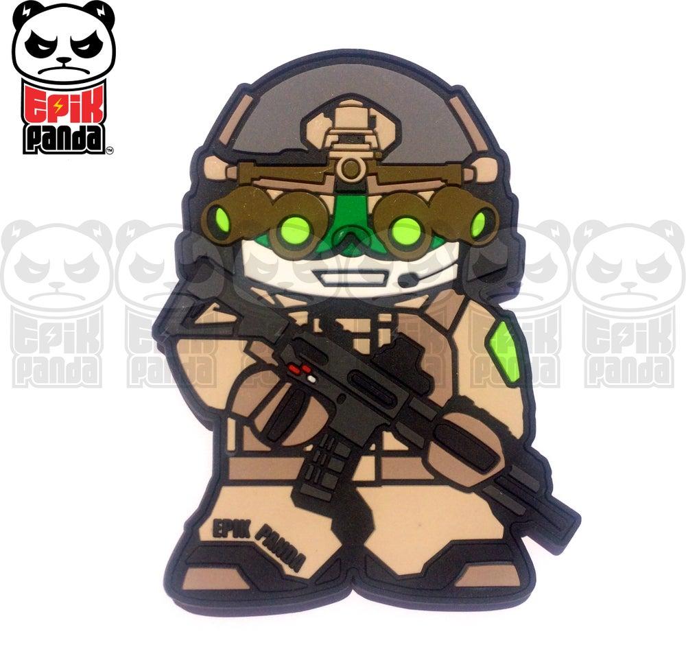 Image of Buster (Battlefield Panda)
