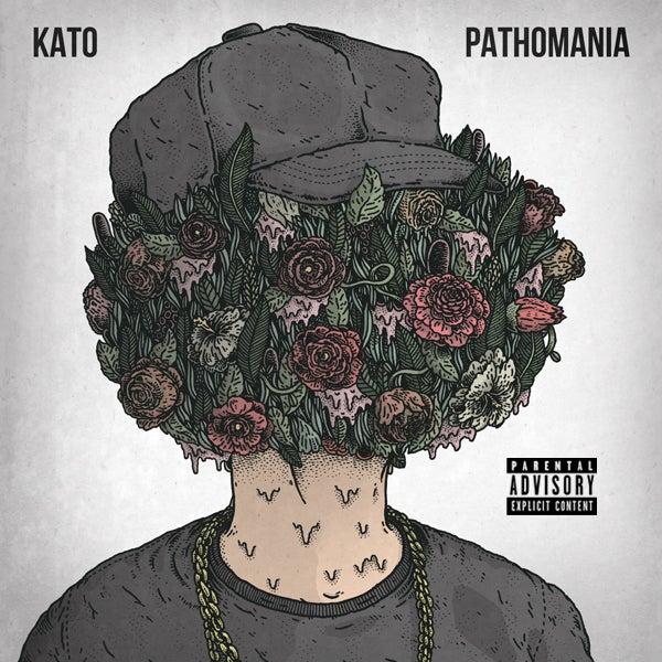 Image of Kato - Pathomania EP (CD)