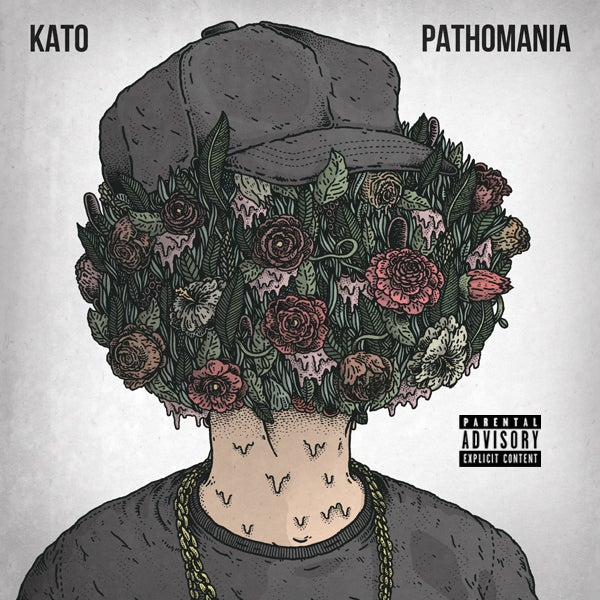 Image of Kato - Pathomania EP (CD)