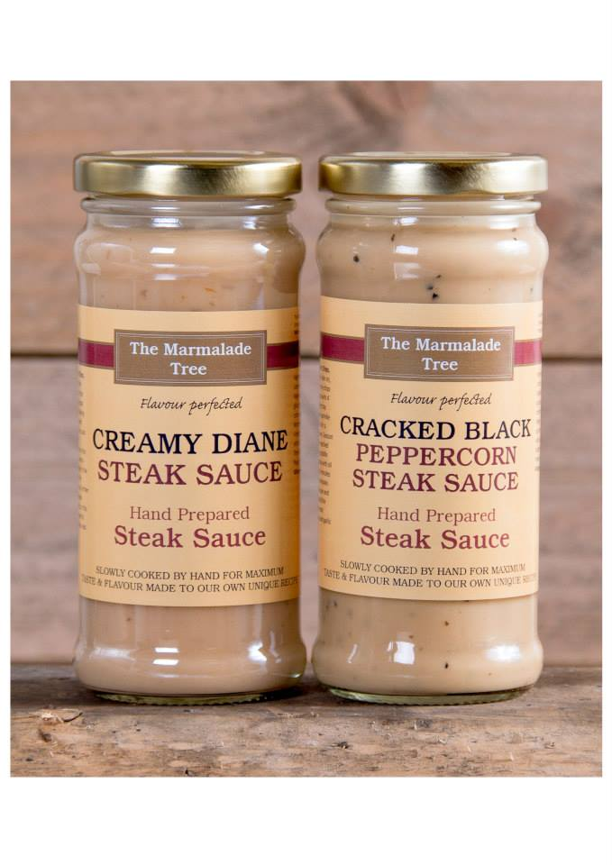 Image of Peppercorn / Diane Sauce