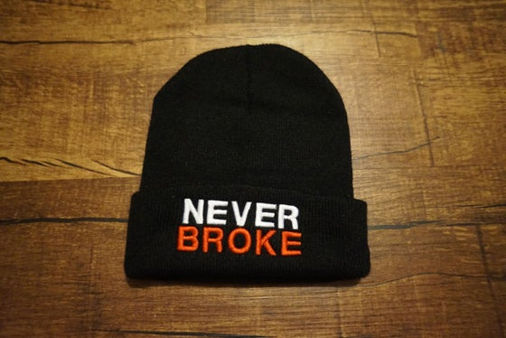 Image of Never Broke Beanie