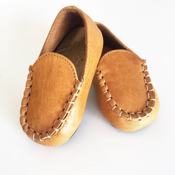 Image of Knox Loafer -Tan