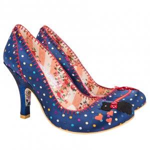 Image of Irregular Choice Scotty Dog Shoes