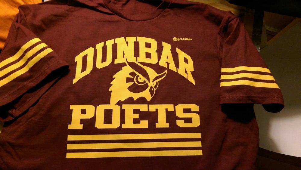 Image of Paul Laurence Dunbar Poets High School Spirit