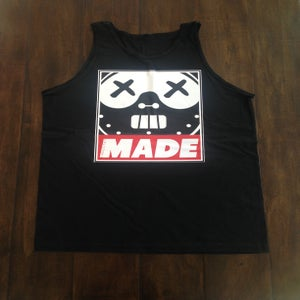 """Image of INDUSTRY """"MADE"""" tank top"""