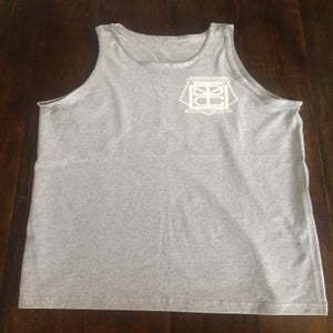 Image of IMDC first defense tank top (chest print)