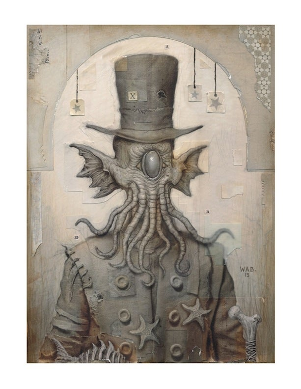 """Image of """"Patriarch"""" Limited Edition print"""