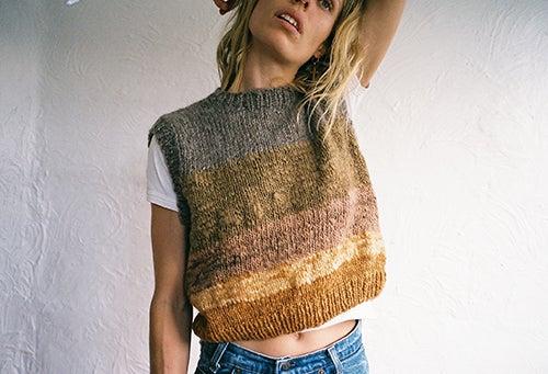 Image of Handspun Vest 1