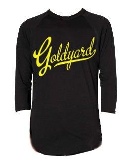 "Image of Goldyard ""2,632"" Baseball T-Shirt"