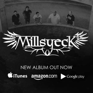 Image of Millsyeck Live at Buskers 20/6/15 8pm + Support
