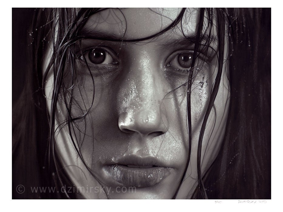 Image of Insomnia Limited Edition Print