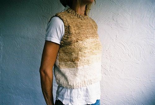 Image of Handspun Vest 4