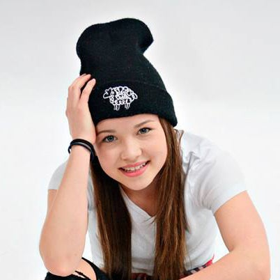 Image of BEANIE HAT (BLACK)