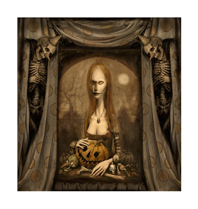 """Image of """"The Exhibition"""" Limited Edition print"""