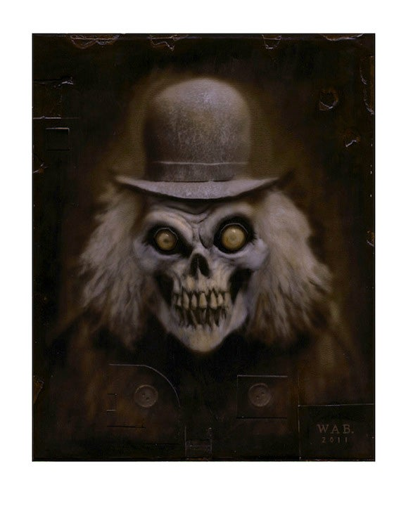 """Image of """"Mr. Grins"""" Limited Edition print"""