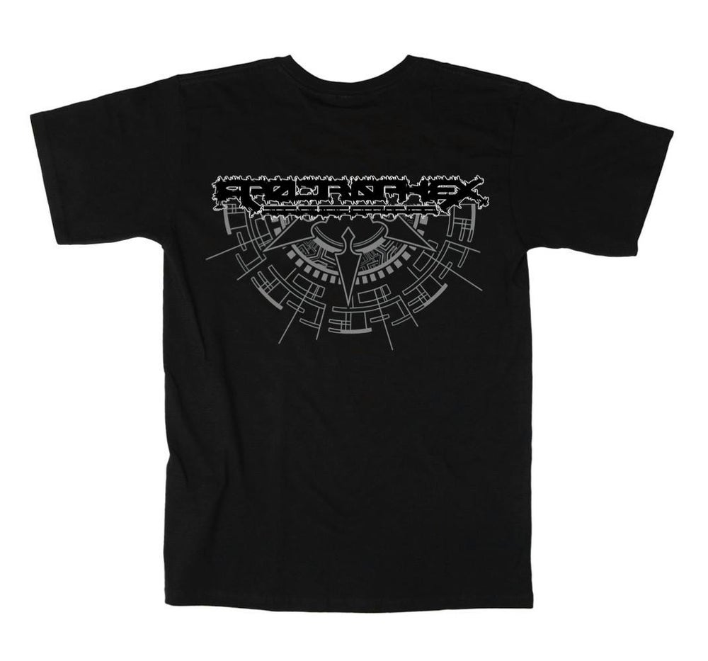 Image of Apocrophex Classic Logo T Shirt (Pre-Order)