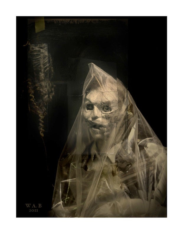 """Image of """"Ghost"""" Limited Edition print"""