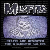 Image of THE MISFITS !! at Baltimore Soundstage - all ages Oct 22nd