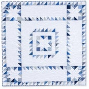 Image of look to the stars quilt.