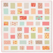 Image of oh happy day quilt.