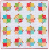 Image of all together now quilt.