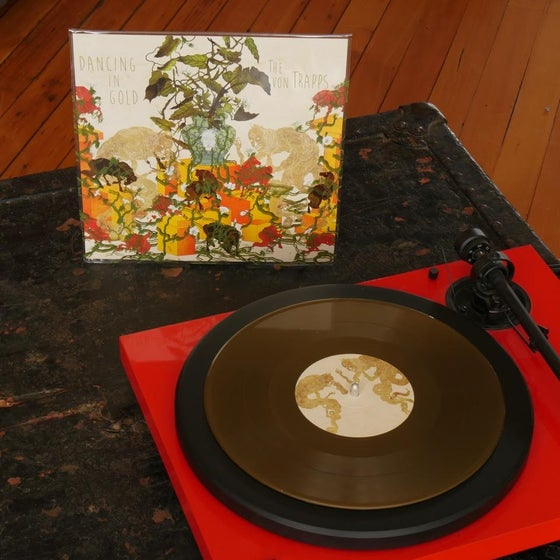 Image of Dancing In Gold EP-Vinyl