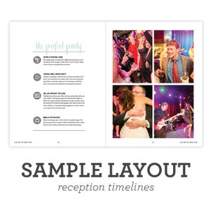 Image of Luke & Cat Bride Guide - Editable InDesign Files & PDF