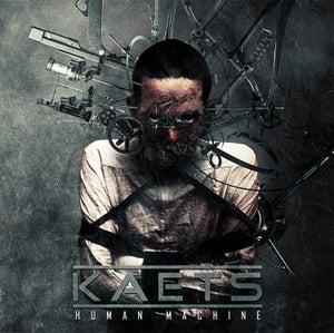 Image of Album HUMAN MACHINE.