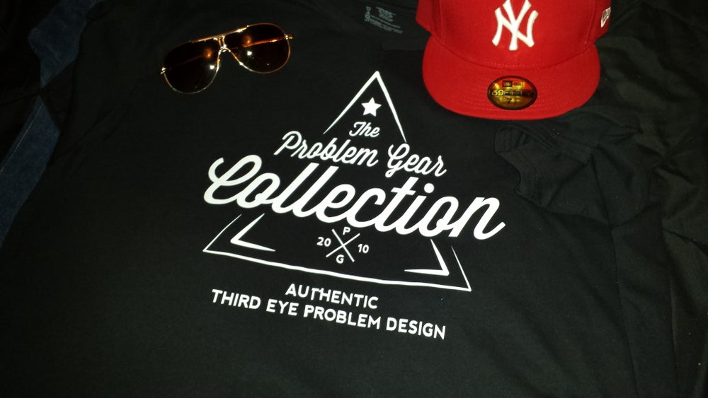 Image of Problem Gear - Third Eye T-Shirt