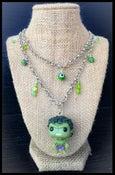 Image of Hulk Pop Necklace