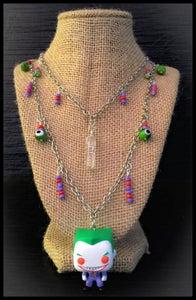 Image of Joker Pop Necklace