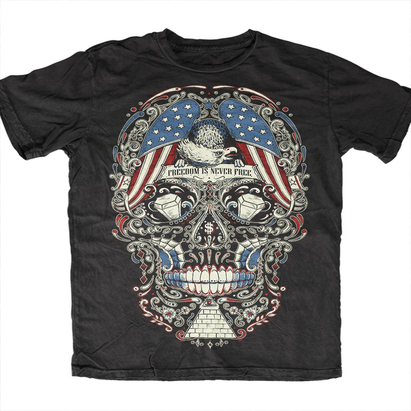 Image of Free for the Dead T