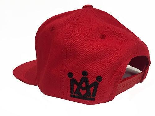 Image of RED KINGLIFE SNAPBACK