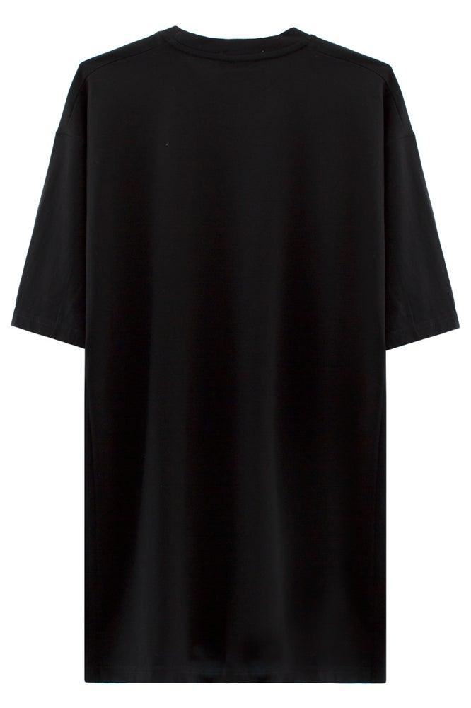 Image of ASSK GLOBAL T-shirt - Black