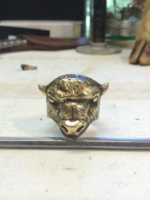Image of Bison Ring