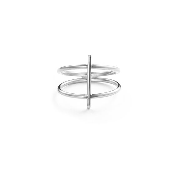 Image of Ari Ring - Sterling Silver