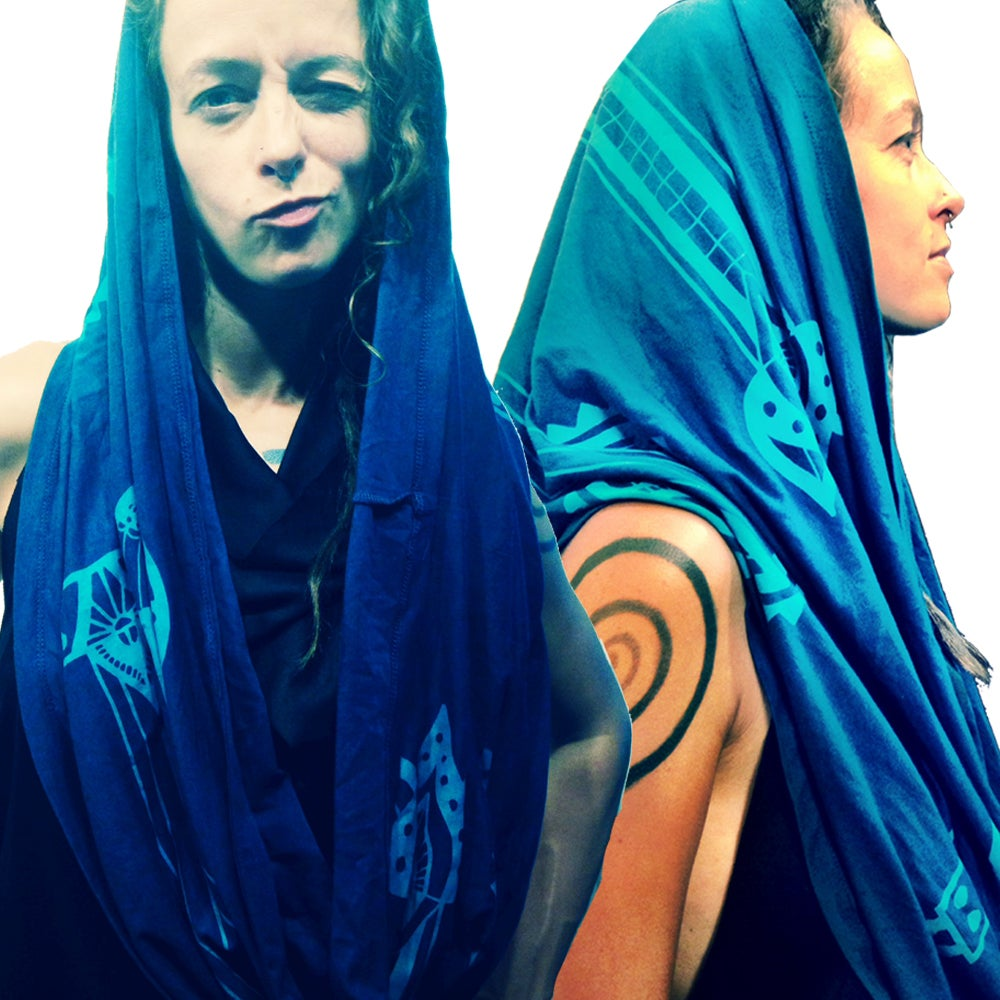 Image of Rising Appalachia - Infinity Scarf - FREE SHIPPING WITH OTHER ITEMS