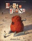 Image of Shaun Tan's Lost n Found volume 3 omnibus