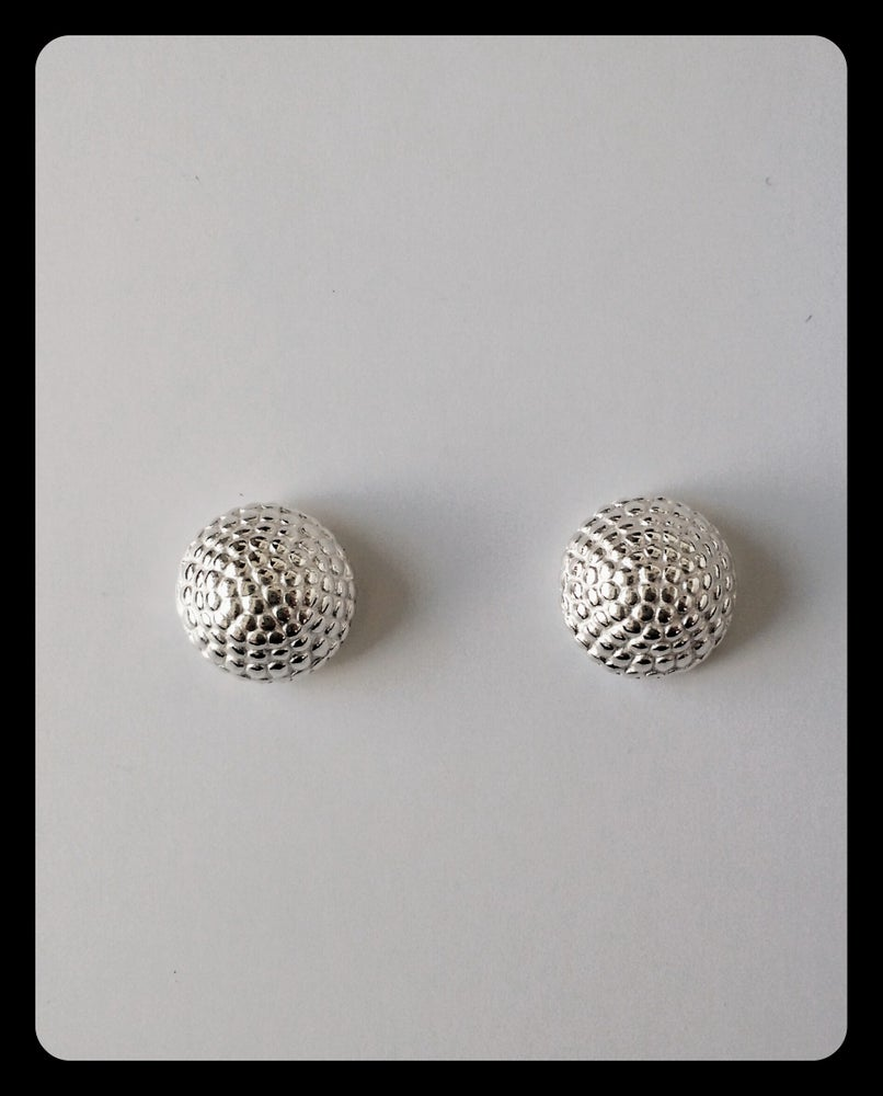 Image of rosy earrings
