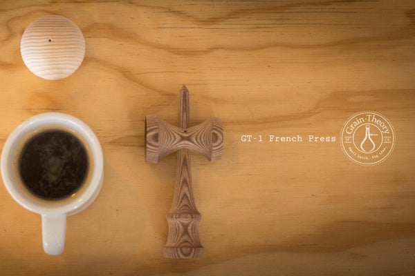 Image of GT-1 French Press Ken Only