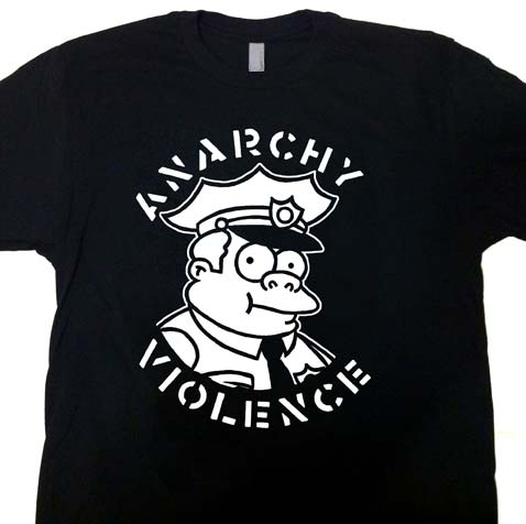 Image of Chief GISM t-shirt
