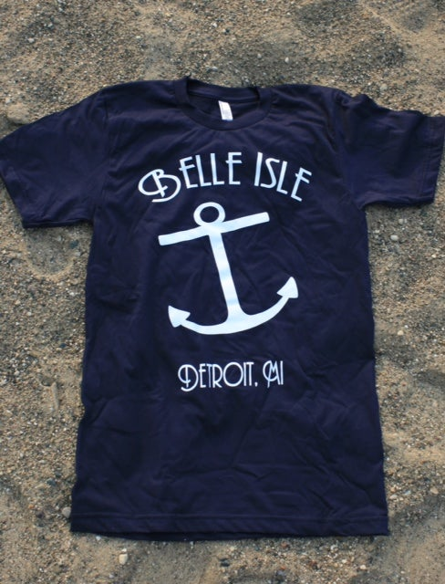 Image of Belle Isle T-shirt