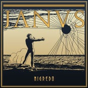 Image of Janvs 'Nigredo' digi CD