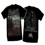 Image of GORGED BILE Absterged From Hominal Patterns T-shirt + COMBO TS+CD