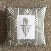 Image of Arrows Cushion