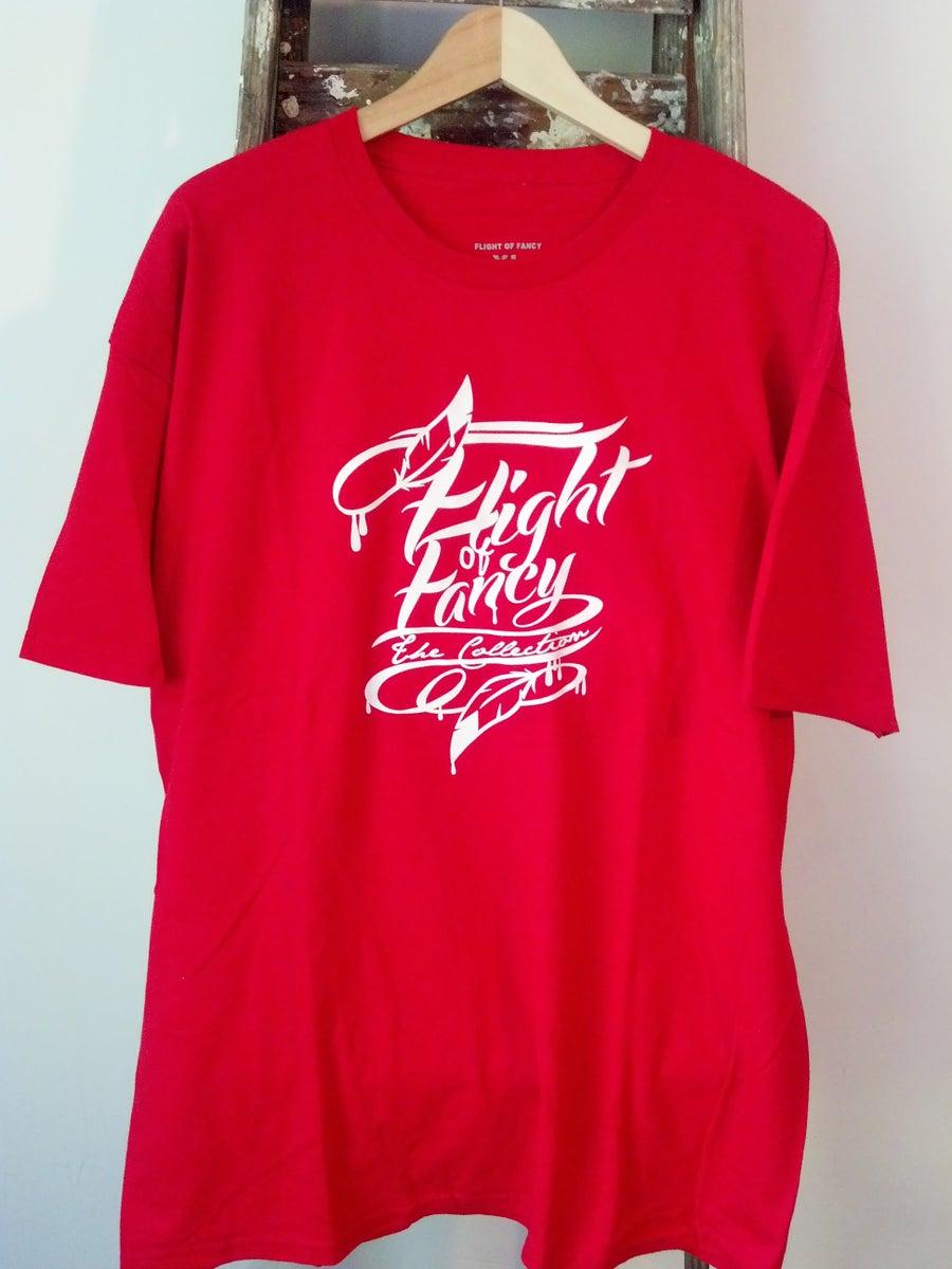 Image of Flight Of Fancy Logo Script