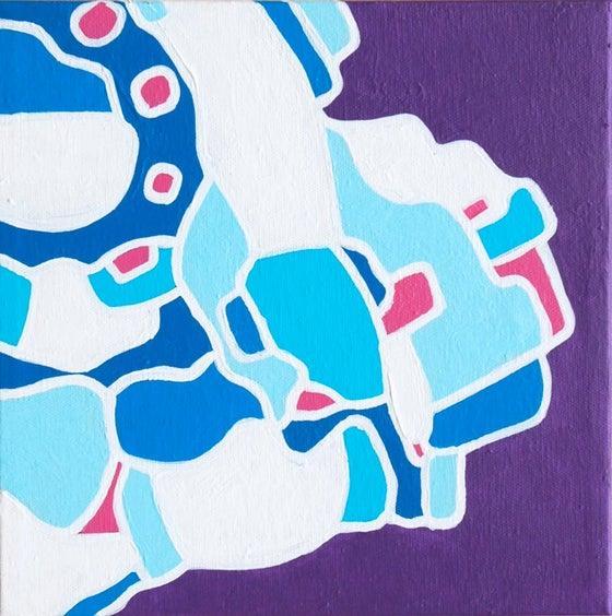 Image of Iteration Blue-Violet 14-01