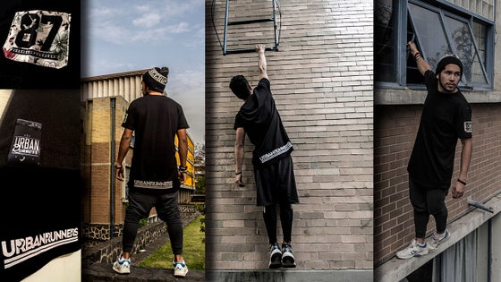 Image of Long Tee Urban Runners